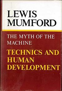 The Myth of the Machine cover