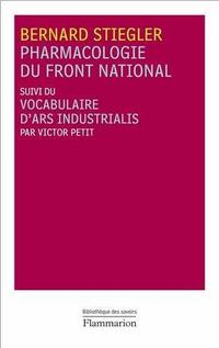 Pharmacologie du Front National cover