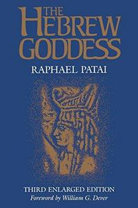 The Hebrew Goddess cover