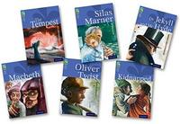 Oxford Reading Tree TreeTops Classics: Level 17 More Pack A: Pack of 6 cover