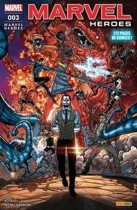 Marvel Heroes #3 cover