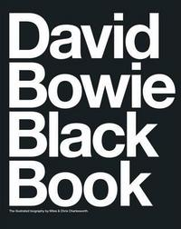 David Bowie Black Book cover