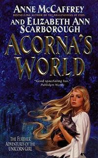 Acorna's World cover