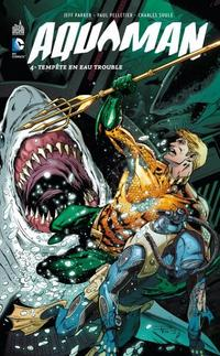 Aquaman Tome 4 cover