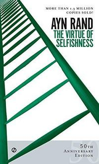 The Virtue of Selfishness cover