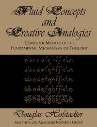 Fluid Concepts and Creative Analogies cover