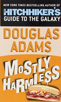 Mostly Harmless cover