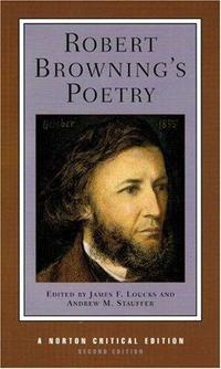Robert Browning's Poetry (Norton Critical Editions) cover