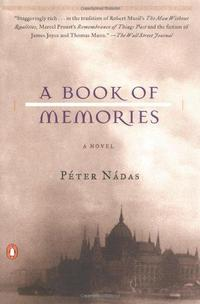A Book of Memories cover
