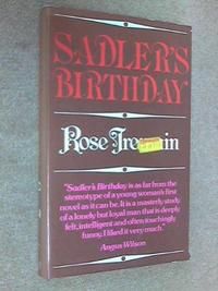 Sadler's Birthday cover