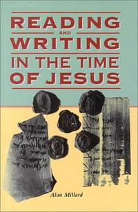 Reading and Writing in the Time of Jesus cover