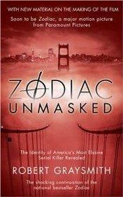 Zodiac Unmasked cover