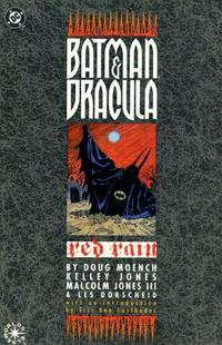 Batman & Dracula cover