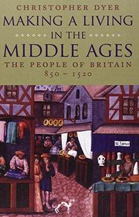 Making a Living in the Middle Ages cover