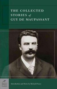 Collected Stories of Guy de Maupassant cover