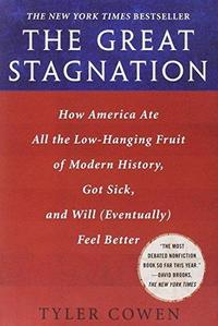The Great Stagnation cover