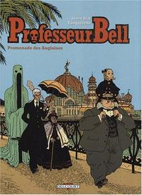 Professeur Bell Tome 4 cover