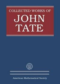 Collected Works of John Tate cover