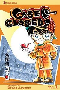 Case Closed, vol.1 cover