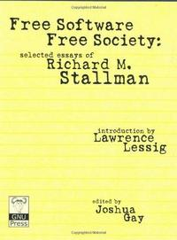 Free Software, Free Society cover