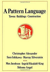 A Pattern Language cover