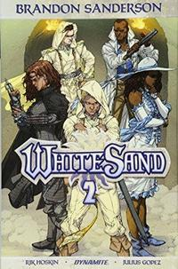 White Sand II cover