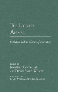 The literary animal cover