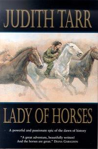 Lady of Horses cover