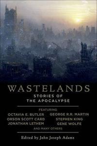 Wastelands: Stories of the Apocalypse cover