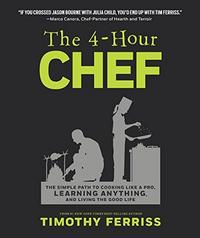 The 4-Hour Chef cover
