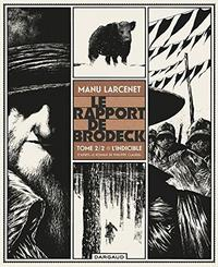 Le rapport de Brodeck, Tome 2 : L'indicible cover