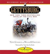 Gettysburg: A Novel of the Civil War cover