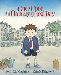Once Upon an Ordinary School Day cover