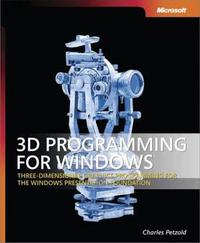 3D Programming for Windows® cover