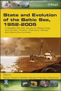 State and Evolution of the Baltic Sea, 1952-2005 cover
