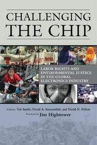 Challenging the Chip: Labor Rights and Environmental Justice in the Global Electronics Industry cover