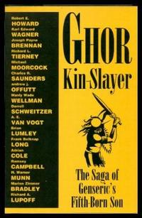 Ghor, Kin-slayer cover