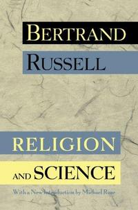 Religion and Science cover