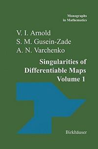 Singularities of Differentiable Maps cover