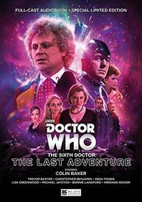 The Sixth Doctor cover