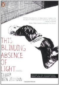 This Blinding Absence of Light cover