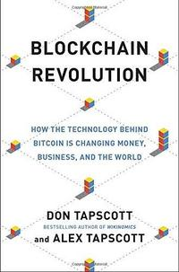 Blockchain Revolution cover