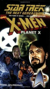 Planet X cover