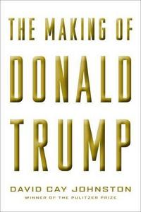The Making of Donald Trump cover