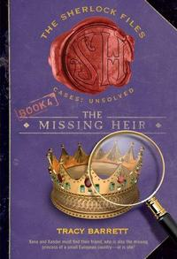 The Missing Heir cover