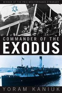 Commander of the Exodus cover