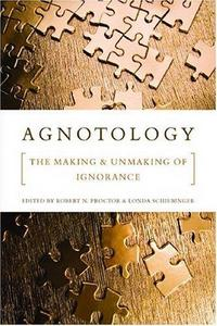 Agnotology cover