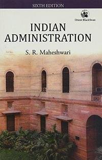 Indian Administration cover