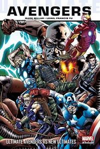 Ultimate Avengers, Tome 3 cover