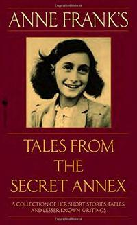 Anne Frank's Tales from the Secret Annex cover